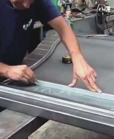 Ferronnerie Labbé - fabrication